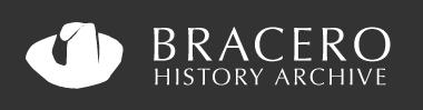 The Bracero History Archive Logo